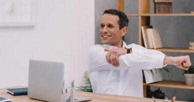 Mover-se a cada meia hora pode limitar efeitos negativos do estilo de vida sedentário.