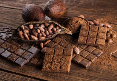 Chocolate recheado de saúde
